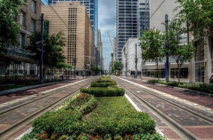 Houston street park