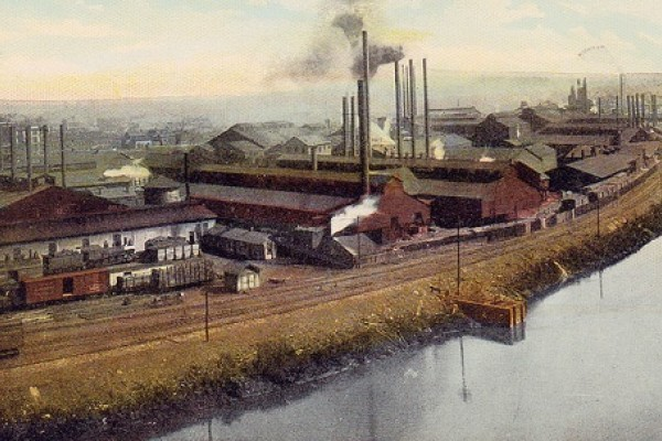 Republic Iron and Steel Works
